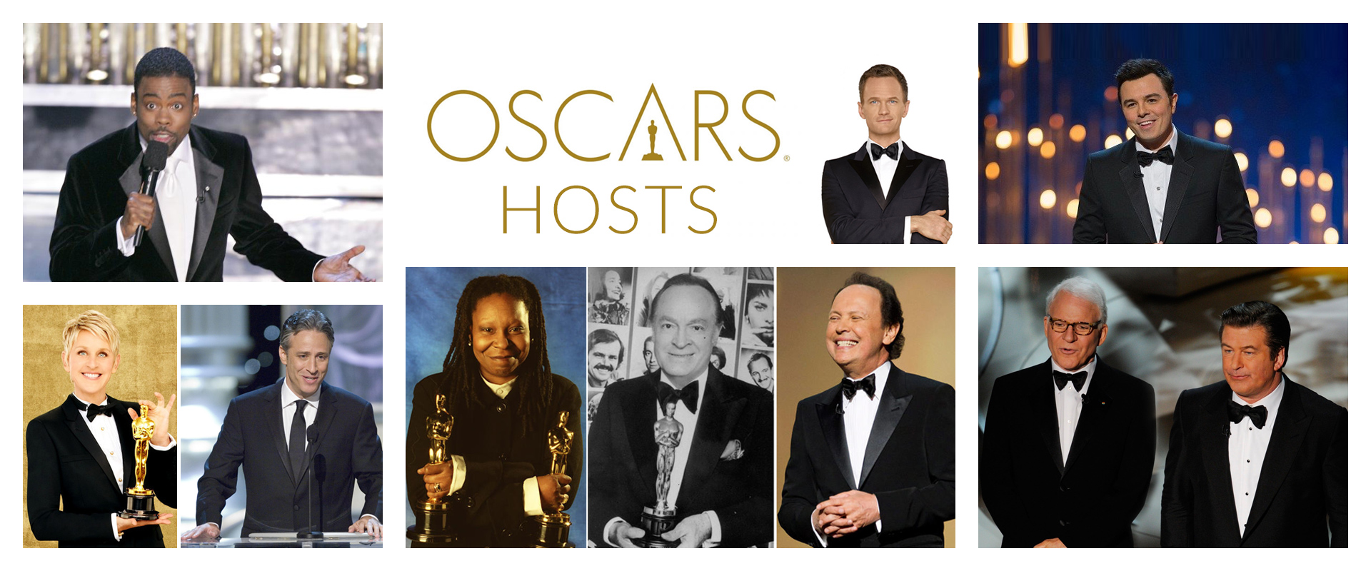 Image result for academy awards host